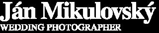 Ján Mikulovský - svadobný fotograf